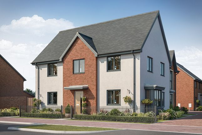 "Thumbnail Property for sale in ""The Somerton"" at Elmswell Gate, Wavendon, Milton Keynes"