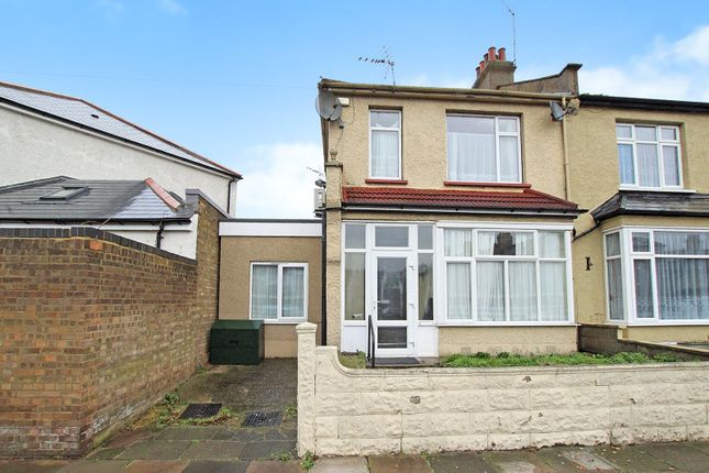 Thumbnail End terrace house for sale in Blithdale Road, Abbey Wood