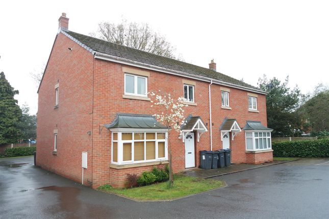 Thumbnail Flat for sale in Millbrook Gardens, Moseley, Birmingham