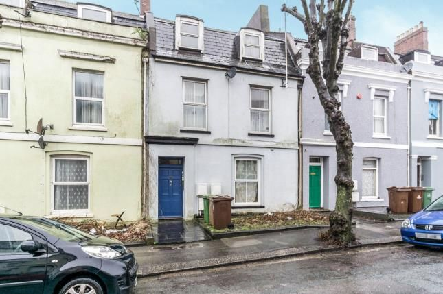Thumbnail Terraced house for sale in Stoke, Plymouth, Devon