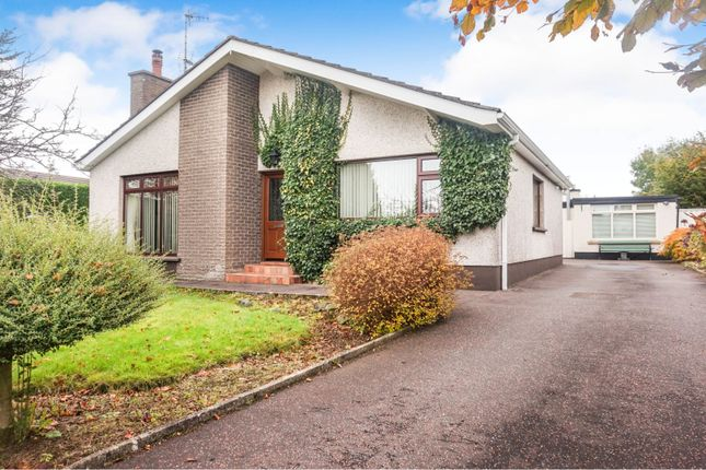 Thumbnail Detached bungalow for sale in Coolshinney Heights, Magherafelt