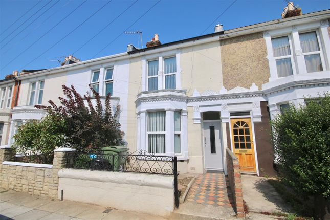 Thumbnail Terraced house to rent in Wheatstone Road, Southsea