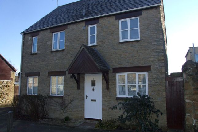 Thumbnail Terraced house to rent in Nichol Court, Faringdon