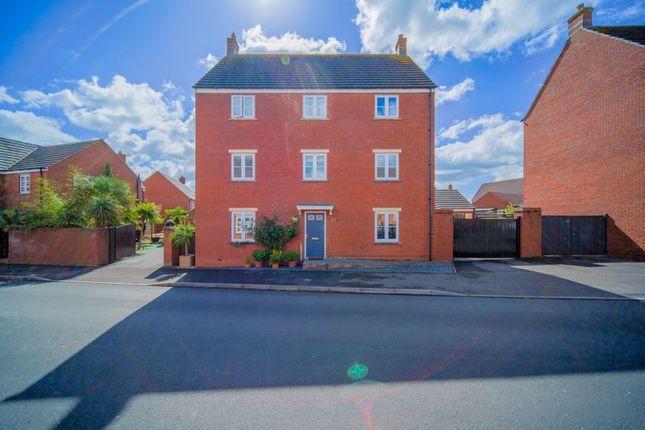 Thumbnail Detached house for sale in Park Road, Bowerhill, Melksham
