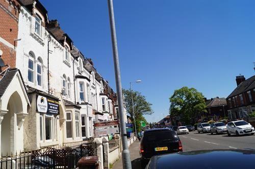 Thumbnail Flat to rent in Dickeson Road, Longsight