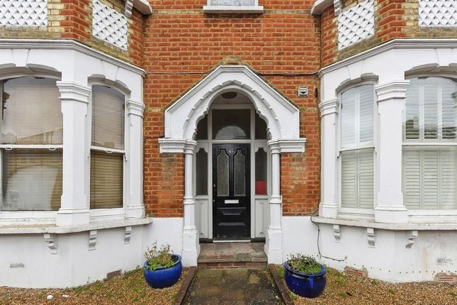 Exterior of Longley Road, London SW17