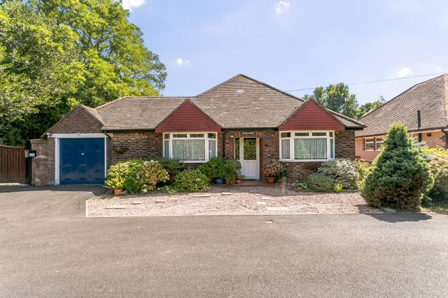 Thumbnail Detached bungalow for sale in Bourne Way, Addlestone