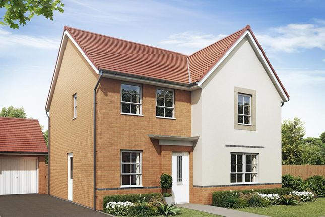 "Thumbnail Detached house for sale in ""Radleigh"" at Birmingham Road, Bromsgrove"