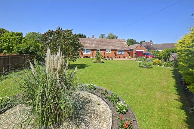 3 bed bungalow for sale in The Street, Tivetshall St. Margaret, Norwich NR15