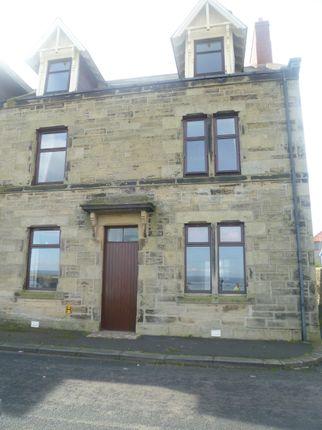 Thumbnail Flat to rent in Gladstone Terrace, Main Street, Reston, Eyemouth