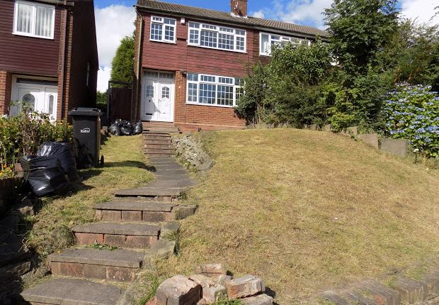 Thumbnail Semi-detached house to rent in Dudley, West Midlands