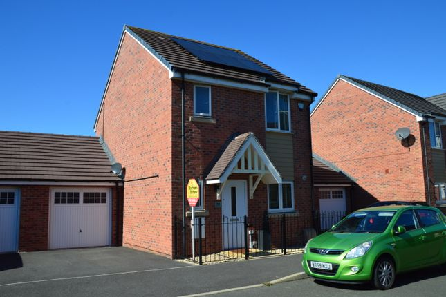 Thumbnail Detached house for sale in Proctor Drive, Weston-Super-Mare