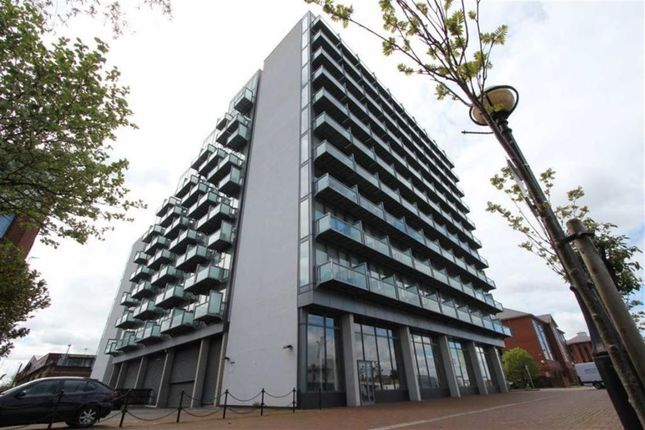 Thumbnail Flat to rent in Clippers Quay, Salford