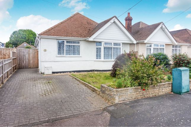 Thumbnail Detached bungalow for sale in Westover Road Redbridge, Southampton