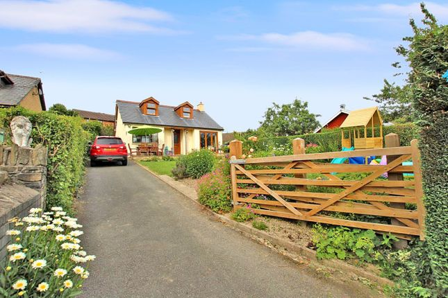 Thumbnail Detached house for sale in Irfon Bridge Road, Builth Wells