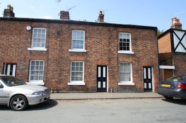 Thumbnail Terraced house to rent in High Street, Tattenhall