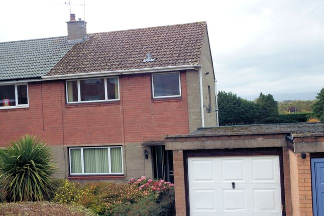 Thumbnail Semi-detached house to rent in Clifford Road, Penrith
