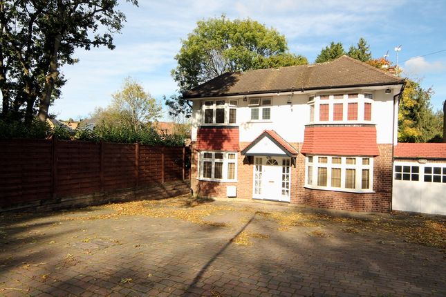 Thumbnail Detached house for sale in London Road, Stanmore