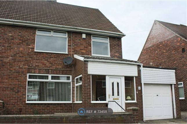 3 bed semi-detached house to rent in Cromdale Place, Newcastle Upon Tyne NE5
