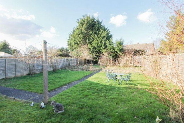 Thumbnail Detached bungalow for sale in Portman Close, Peterborough