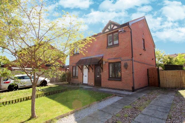 Thumbnail Semi-detached house to rent in Crawford Close, Wollaton, Nottingham