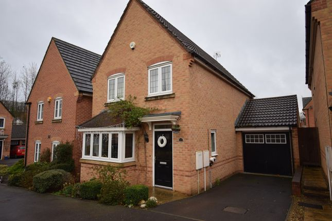Thumbnail Detached house for sale in Priory Grove, Langstone, Newport