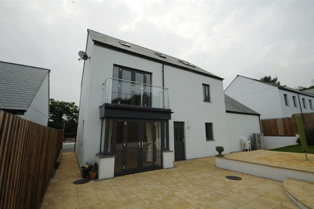 Thumbnail Detached house to rent in Mawnan Smith, Falmouth, Cornwall