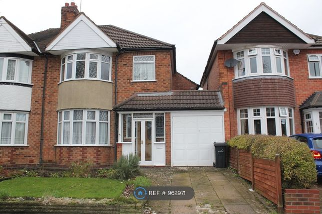 3 bed semi-detached house to rent in Blythsford Road, Birmingham B28