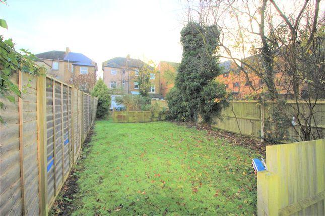 Garden of Hatherley Road, Sidcup DA14