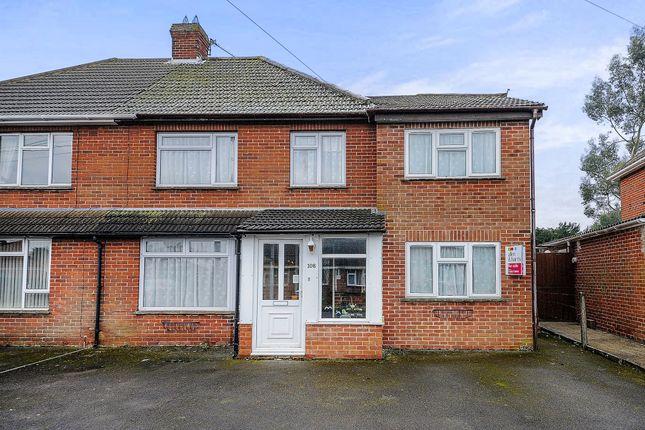 Thumbnail Semi-detached house for sale in Longcroft Road, Devizes