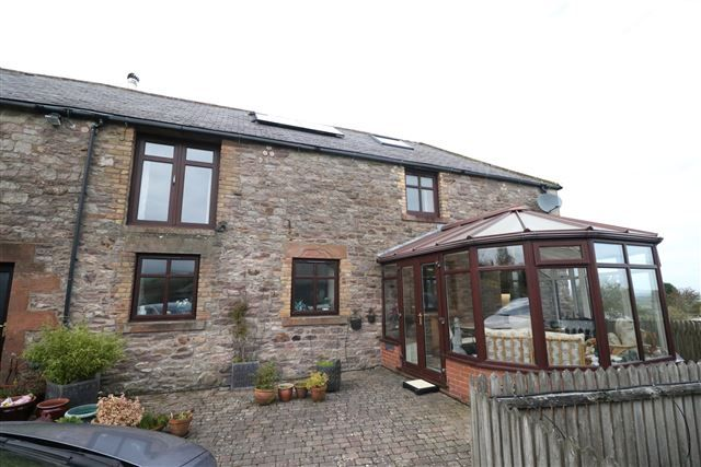 Thumbnail Barn conversion for sale in Bothel, Wigton, Cumbria