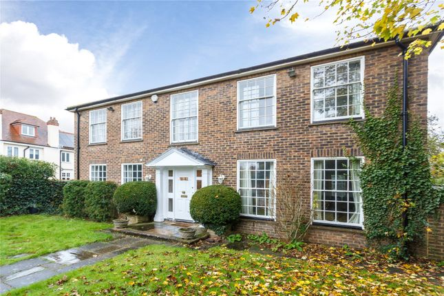 Thumbnail Detached house to rent in Langley Grove, New Malden