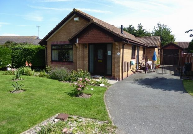 Thumbnail Detached bungalow for sale in Trem Y Mynydd, Abergele