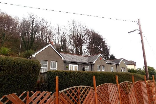 Thumbnail Detached house for sale in Fernfield, Baglan, Port Talbot, Neath Port Talbot.