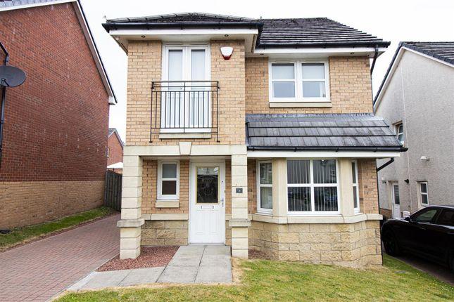 Thumbnail Detached house for sale in Finch Grove, Coatbridge