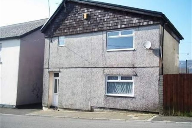 Thumbnail Property to rent in Crichton Street, Treherbert, Treorchy