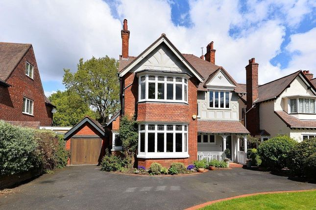Thumbnail Detached house for sale in Reddings Road, Moseley, Birmingham