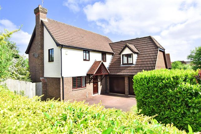Thumbnail Detached house for sale in Bickmore Way, Tonbridge, Kent