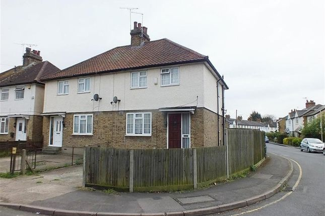 Thumbnail Semi-detached house for sale in Austin Waye, Uxbridge, Middlesex