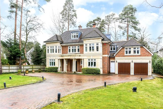 Thumbnail Detached house for sale in Windsor Road, Ascot, Berkshire