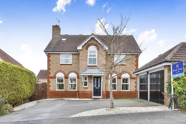 Thumbnail Detached house for sale in Long Burn Drive, Chester Le Street