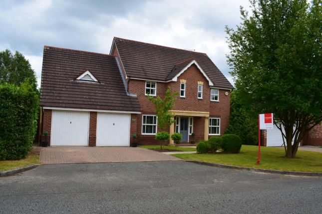 Thumbnail Detached house for sale in Buttermere Drive, Alderley Edge, Cheshire, Uk