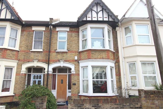 Thumbnail Terraced house to rent in Brightwell Avenue, Westcliff-On-Sea