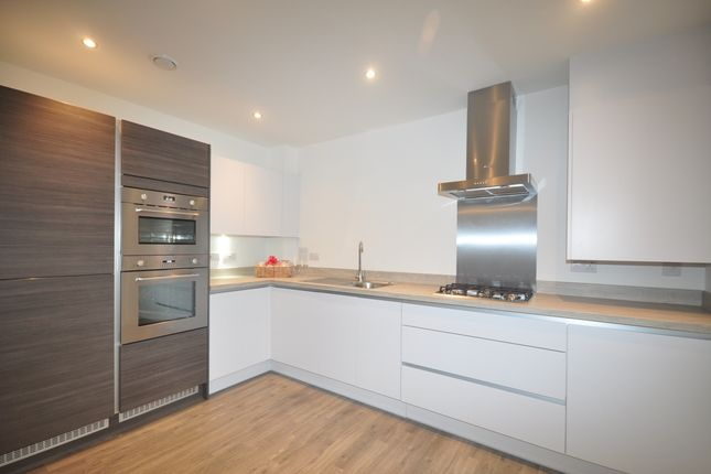 Kitchen of Mortimer Square, Ebbsfleet Valley, Swanscombe DA10