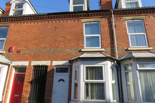 Thumbnail Semi-detached house to rent in Cecil Street, Lenton, Nottingham