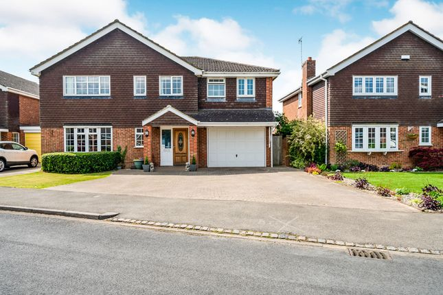 Thumbnail Detached house for sale in Home Farm Way, Westoning, Bedford