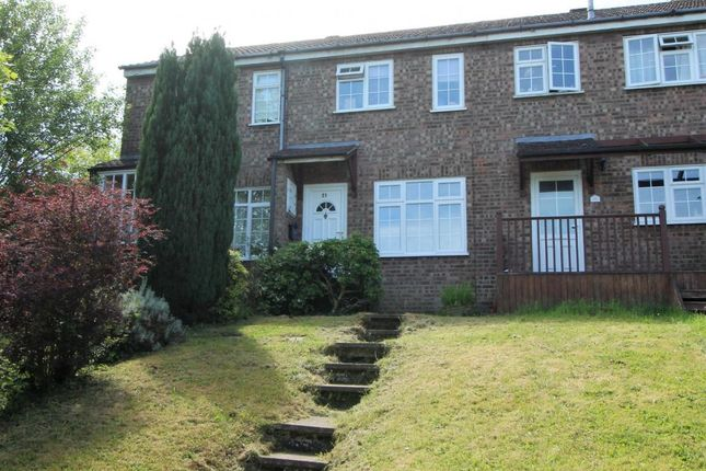 Thumbnail Terraced house for sale in Conway Close, Frimley