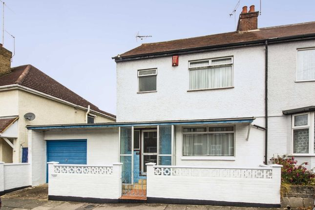 Thumbnail Semi-detached house for sale in Osborne Road, Nth Wat, Watford