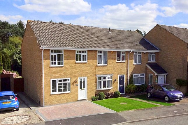 Thumbnail End terrace house to rent in Heathfield, Crawley