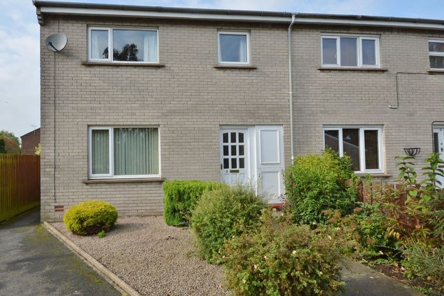 Thumbnail End terrace house for sale in Mary Langley Way, Penrith